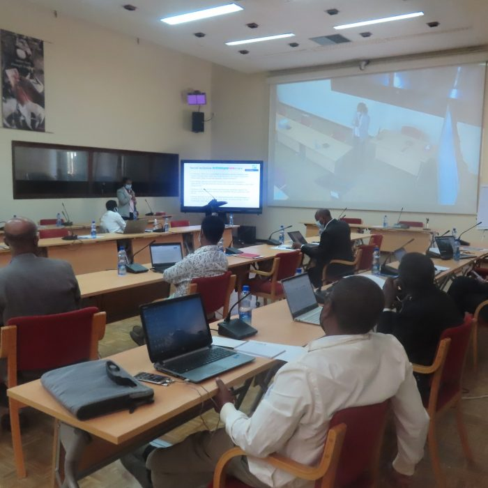 EARC 2021 participants at the International Livestock Research Institute, Addis Ababa, Ethiopia